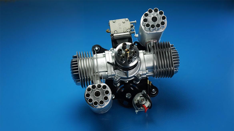 DLE170M发动机